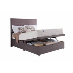 Bed Frame with side drawer